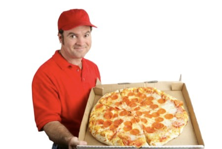 Vai uma pizza quentinha ai, Sr Ministro?