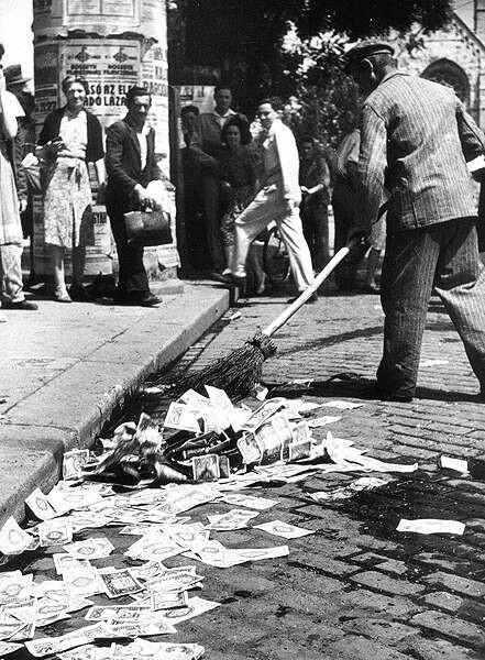 Quando a moeda morreu na Alemanha