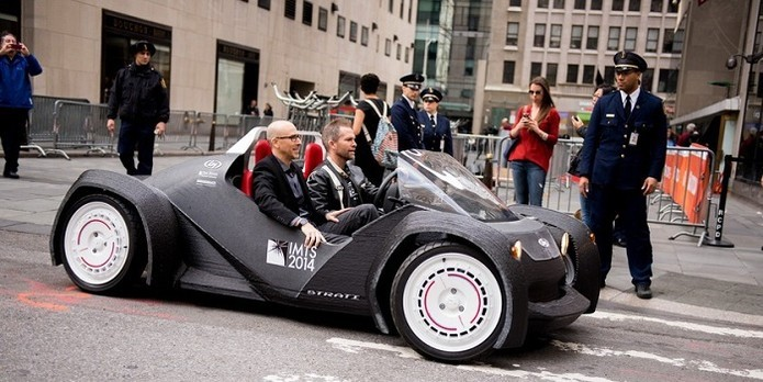 Veículo poderá ser derretido e dar forma a novo carro (Foto: Mashable