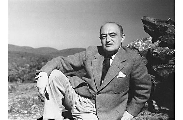 O galanteador de botas de montaria, Schumpeter.